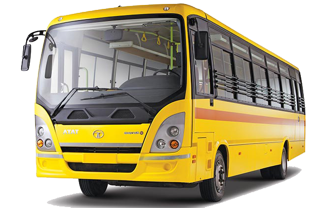 school bus-The International School of Thrissur