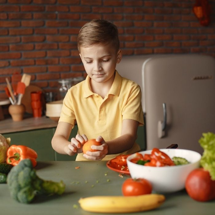 Right Food & Nutrition For Children During COVID 19